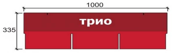 Серия КЛАССИК Коллекция «Фламенко» (под заказ)