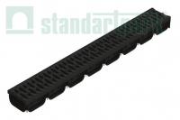 Лоток водоотоводный Spark ЛВ-10.14.07-ПП пластиковый с решеткой пластиковой кл.А (комплект) 08818