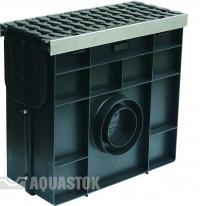 Пескоуловитель пластиковый ПП PROFI DN100 Е600 комплект