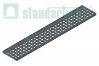 Решетка водоприемная Basic РВ-11.17.100.3.3 стальная оцинкованная ячеистая 33х33, кл.В 212029