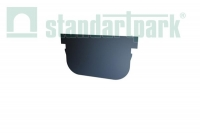 Заглушка торцевая Spark ЗЛВ-10.14.07-ПП для лотка водоотводного пластикового
