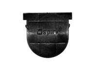 Торцевая заглушка для лотков S'Park DN 70 2х90х85