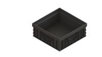 Дождеприемник PolyMax Basic ДПС–30.30.12-ПП пластиковый