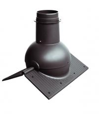 Коньковый элемент Krovent Pipe-Cone
