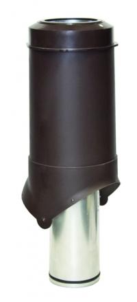 Выход вентиляции Krovent Pipe-VT 125is