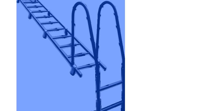 Кровельные лестницы BORGE